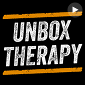 YouTube Unbox Therapy