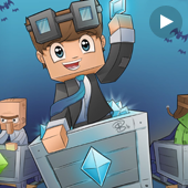 YouTube TheDiamondMinecart