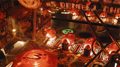 Midnight Pinball