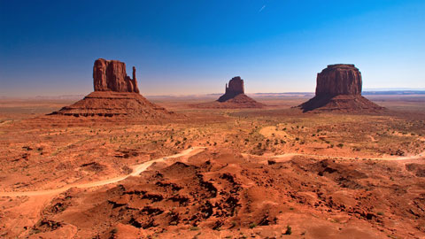 Monument Valley Overlook